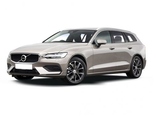 volvo v60 sportswagon 2.0 t8 [390] hybrid inscription plus 5dr awd auto 2019 front three quarter