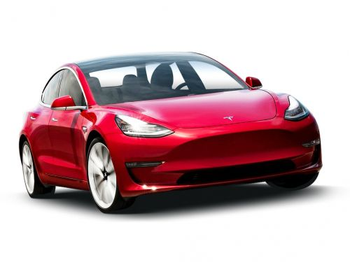 Lease the Tesla Model 3 Saloon Standard Plus 4dr Auto ...