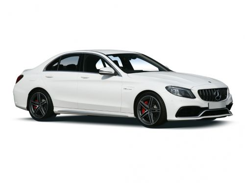 mercedes-benz c class amg saloon c63 s 4dr 9g-tronic 2018 front three quarter