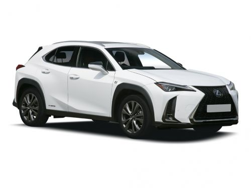 lexus ux hatchback 250h 2.0 5dr cvt 2019 front three quarter