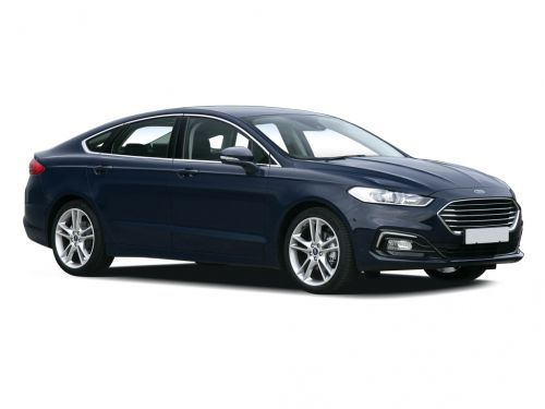 ford mondeo saloon 2.0 hybrid st-line edition 4dr auto 2019 front three quarter