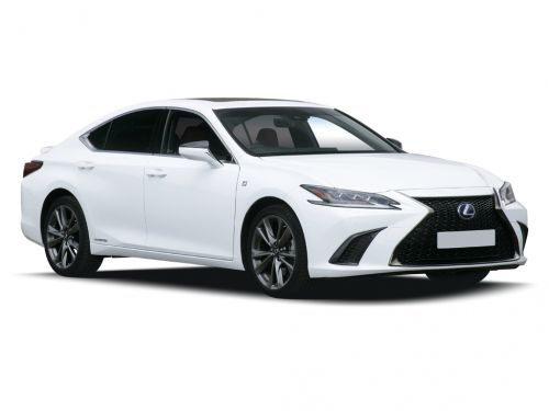 lexus es saloon 300h 2.5 f-sport 4dr cvt [tech/safety pack] 2018 front three quarter