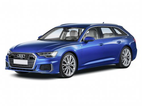 audi a6 avant contract hire deals