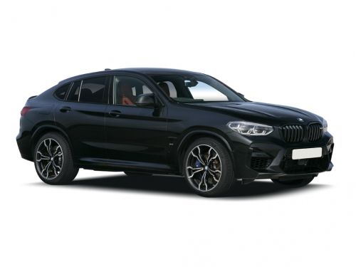 bmw x4 m estate xdrive x4 m competition 5dr step auto [ultimate] 2019 front three quarter