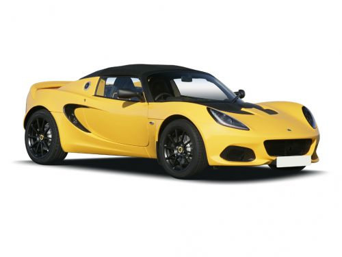 lotus elise convertible 1.8 sport 220 2dr 2016 front three quarter