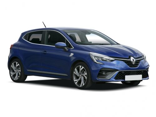 renault clio hatchback 1.3 tce 130 rs line 5dr edc 2019 front three quarter