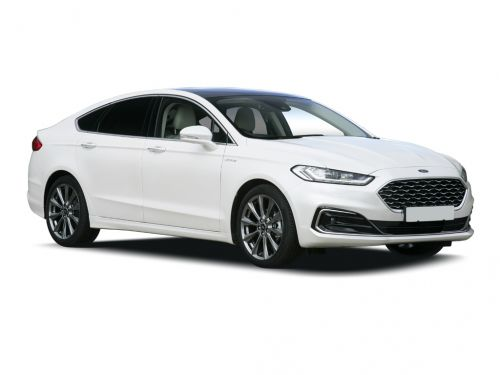 ford mondeo vignale diesel hatchback 2.0 ecoblue 190 5dr powershift 2019 front three quarter