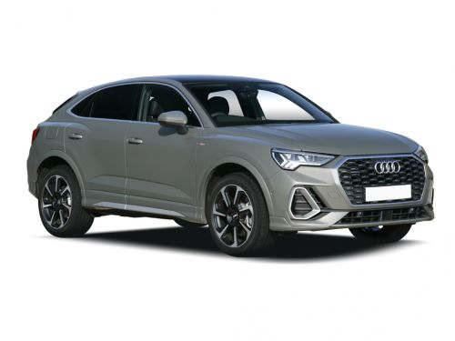 Lease the Audi Q3 Sportback Special Editions 45 TFSI ...