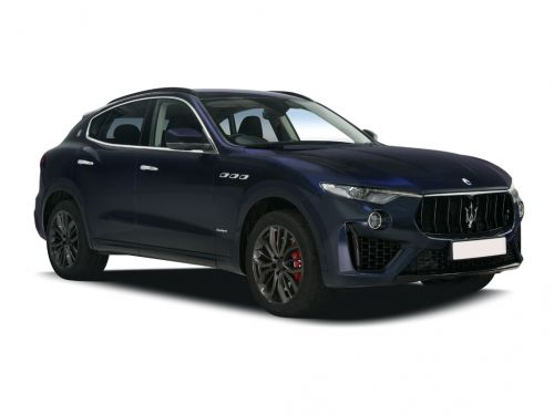 maserati levante estate v6 s 5dr auto 2017 front three quarter