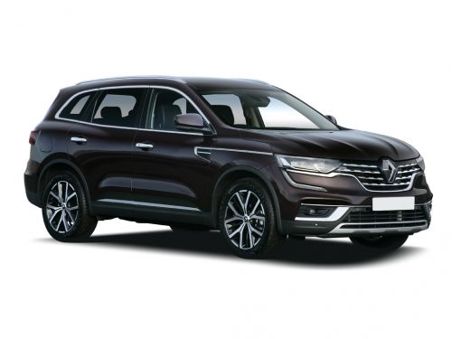 renault koleos diesel estate 2.0 blue dci iconic 5dr x-tronic 2019 front three quarter