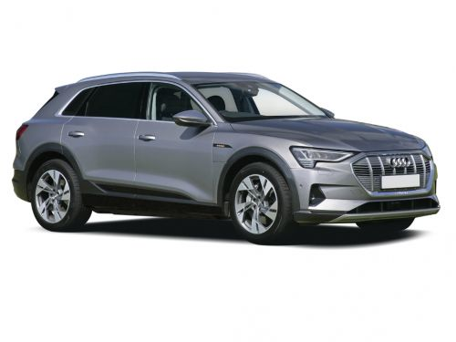 audi e-tron estate 300kw 55 quattro 95kwh 5dr auto 2019 front three quarter