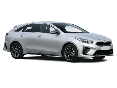 kia pro ceed diesel shooting brake 1.6 crdi isg gt-line 5dr dct 2019 front three quarter