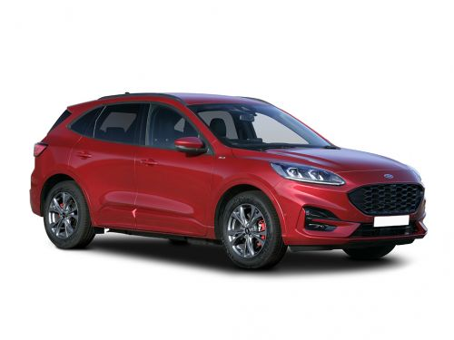 ford kuga diesel estate 2.0 ecoblue mhev st-line x first edition 5dr 2019 front three quarter