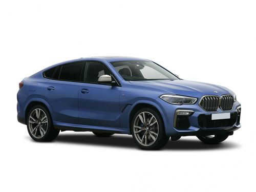 bmw x6 m estate xdrive x6 m competition 5dr step auto 2019 front three quarter