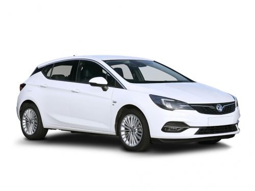vauxhall astra diesel hatchback 1.5 turbo d ultimate nav 5dr auto 2019 front three quarter