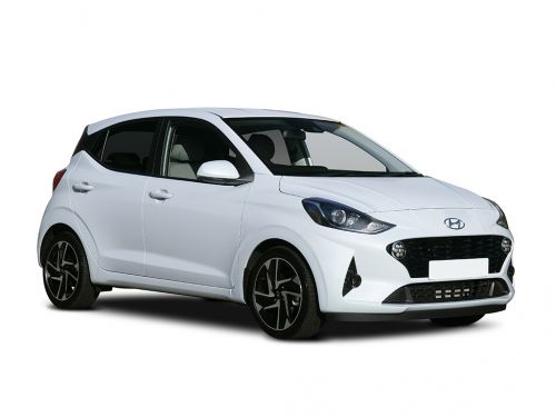 hyundai i10 hatchback 1.0 mpi se connect 5dr auto 2020 front three quarter