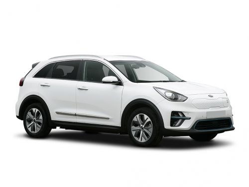kia e-niro electric estate 150kw 4+ 64kwh 5dr auto 2020 front three quarter