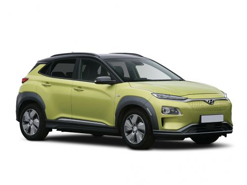 hyundai kona electric hatchback 150kw premium 64kwh 5dr auto [10.5kw charger] 2019 front three quarter