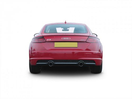 Lease The Audi Tt Coupe Special Editions 2 0t Fsi Quattro