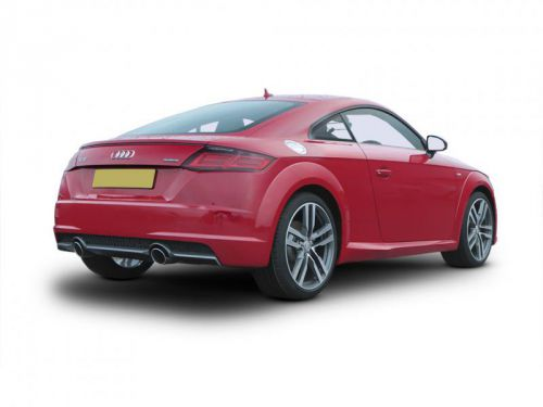Lease The Audi Tt Coupe Special Editions 2 0t Fsi Black
