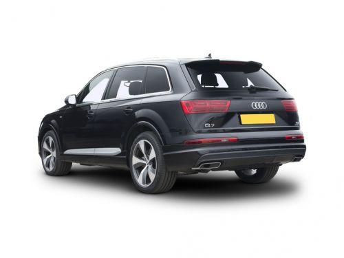 Lease The Audi Q7 Diesel Estate 3 0 Tdi Quattro Black