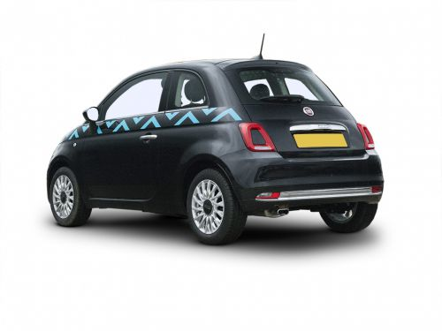 Lease The Fiat 500 Hatchback 1 2 Pop 3dr Dualogic