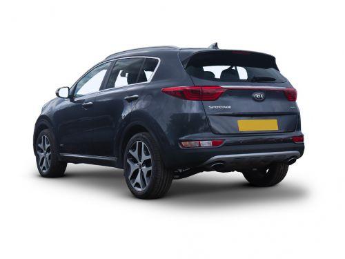 Lease The Kia Sportage Estate Special Edition 1 7 Crdi Isg