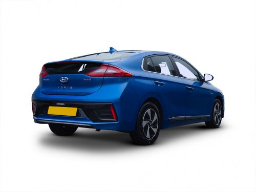 lease the hyundai ioniq hatchback 1 6 gdi plug in hybrid. Black Bedroom Furniture Sets. Home Design Ideas