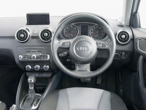Audi a1 sportback lease hire 10