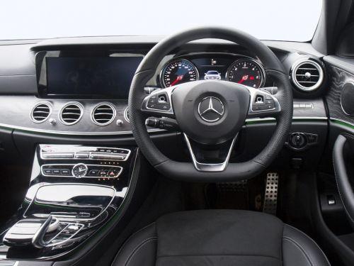 Lease the Mercedes-Benz E Class Diesel Saloon E220d AMG ...