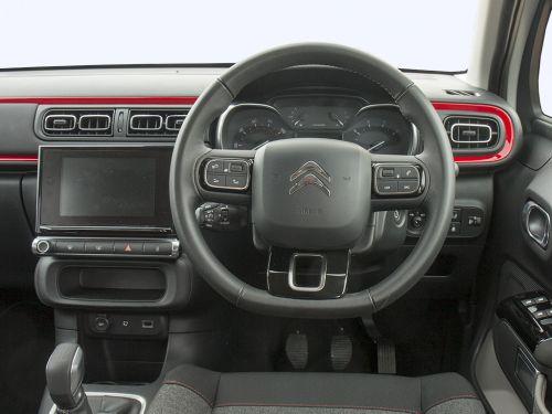 Lease The Citroen C3 Hatchback 1.2 PureTech 82 Feel 5dr