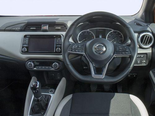 Lease the Nissan Micra Hatchback Diesel 1.5 dCi Acenta 5dr ...