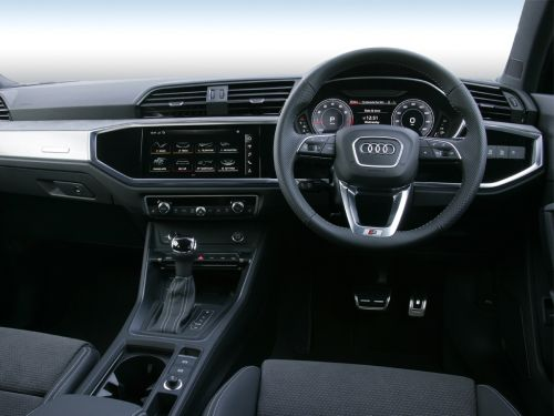 Lease The Audi Q3 Diesel Sportback 35 Tdi Sport 5dr S Tronic Comfort Sound Pack Leasecar Uk
