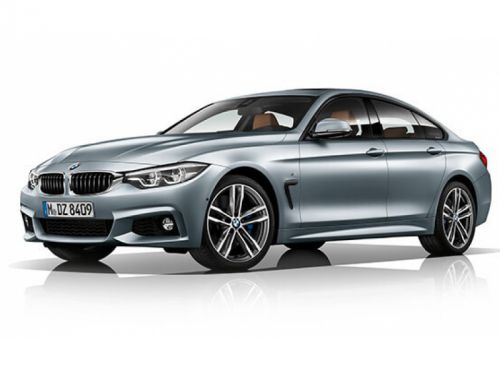 Lease the BMW 4 Series Gran Coupe 420i M Sport 5dr [Professional