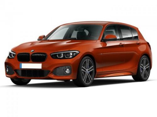 bmw 1 series 5 dr