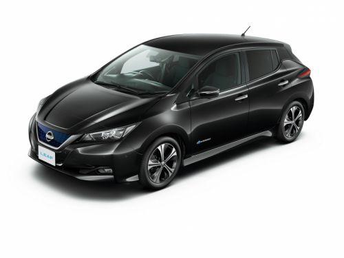 Nissan Lease Deals >> Nissan Leaf Hatchback