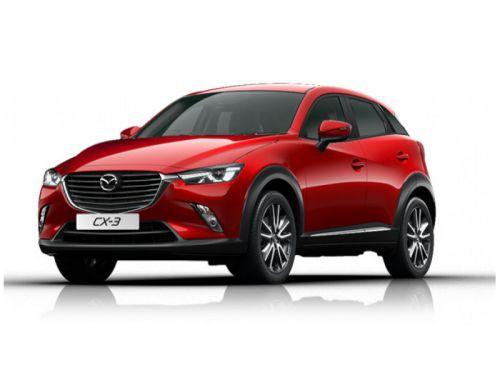Mazda Lease Deals >> Mazda Cx 3 Hatchback
