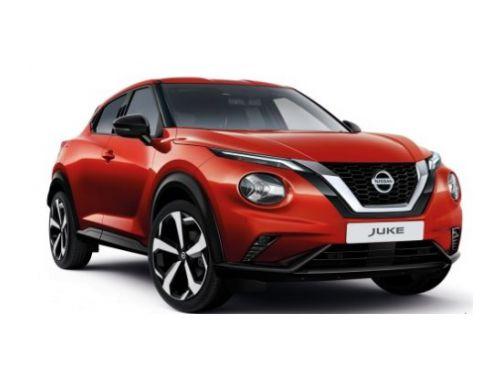 Nissan Juke Hatchback Personal Business Car Lease Deals Leasecar Uk