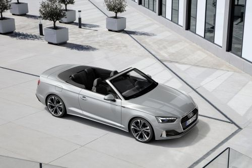AUDI A5 CABRIOLET 35 TFSI Vorsprung 2dr S Tronic view 8
