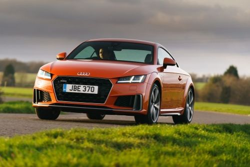 AUDI TT COUPE 40 TFSI Sport 2dr S Tronic [Tech Pack] view 3