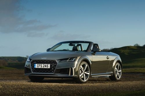 AUDI TT ROADSTER 40 TFSI S Line 2dr S Tronic [Tech Pack] view 9