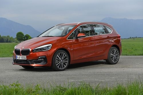 BMW 2 SERIES DIESEL ACTIVE TOURER 220d Luxury 5dr Step Auto view 6