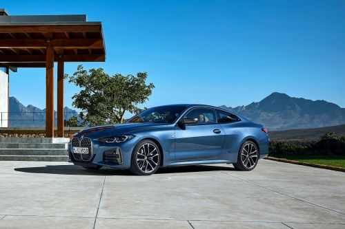 Bmw 4 Series Coupe Personal Business Car Lease Deals Leasecar Uk