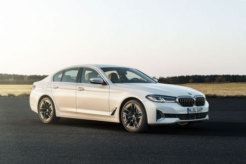 Bmw 5 Series Saloon Personal Business Car Lease Deals Leasecar Uk