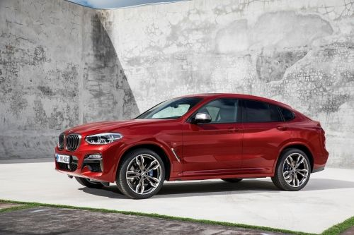 BMW X4 M ESTATE xDrive X4 M Competition 5dr Step Auto view 6