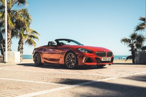 BMW Z4 ROADSTER sDrive 20i M Sport 2dr Auto [Pro Pack] view 8