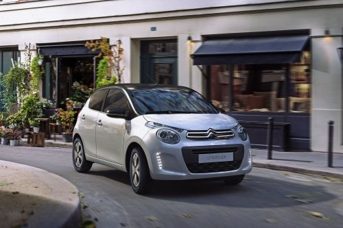 CITROEN C1 HATCHBACK 1.0 VTi 72 Shine 5dr view 4