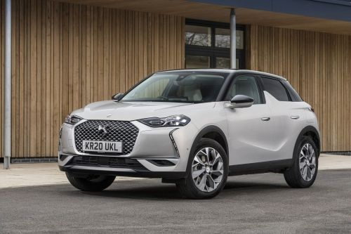 DS DS 3 ELECTRIC CROSSBACK HATCHBACK 100kW E-TENSE Ultra Prestige 50kWh 5dr Auto view 6