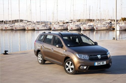 DACIA LOGAN MCV STEPWAY ESTATE 0.9 TCe Comfort 5dr view 6