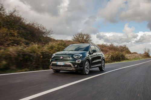 FIAT 500X HATCHBACK 1.0 Multiair Cross Plus 5dr E6d view 3